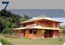 Une maison équipée en solaire