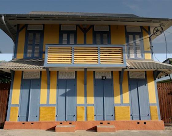 Un bâtiment bien rénové