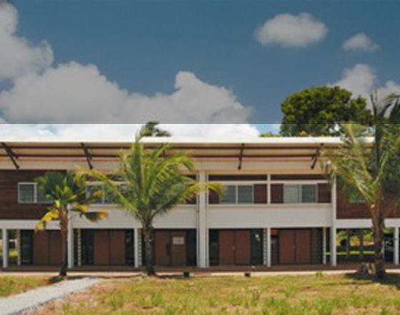 Un bâtiment réhabilité